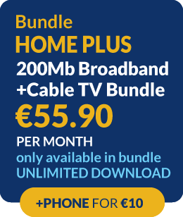 bundle homeplus - broadband and cable tv
