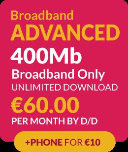broadband advanced