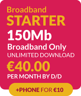 broadband starter